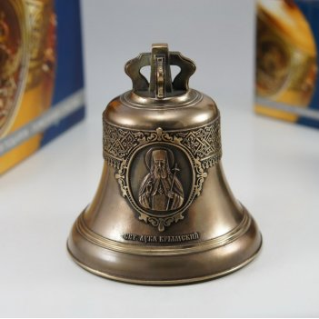 Колокол 1кг святитель лука крымский и симферопольский