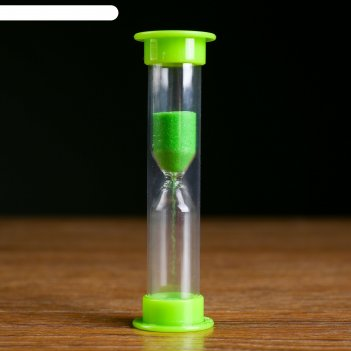 Часы песочные 1 минута 9см микс