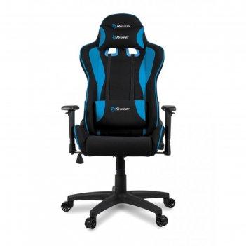 Кресло для геймеров arozzi mezzo v2 fabric blue