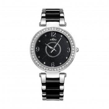 Часы наручные женские каприз кварцевые модель 611-12-1