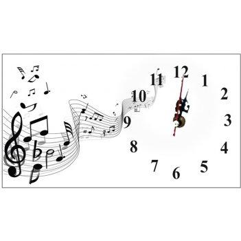 Часы настольные let us music 13*23см (уп.1/60шт.)