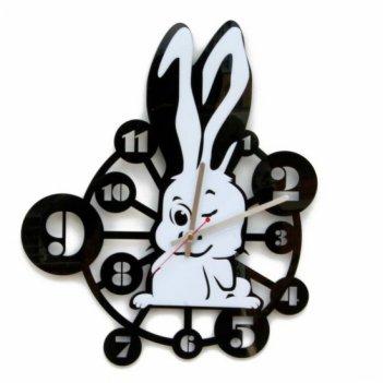 Часы уши с шариками cl1105  36х43см