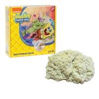 1toy губка боб, космический песок, классический, 0,5 кг