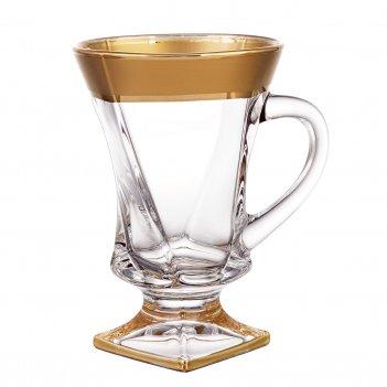 Набор кружек as crystal quadro 100 мл(6 шт)