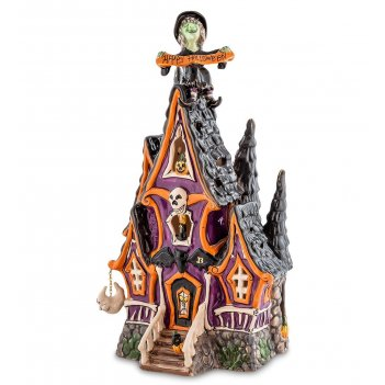 Bs-526 подсвечник ведьмин замок (pavone)