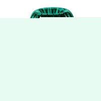 Плафон josephine s, зелёный
