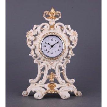 Часы настольные длина=23 см высота=34 см
