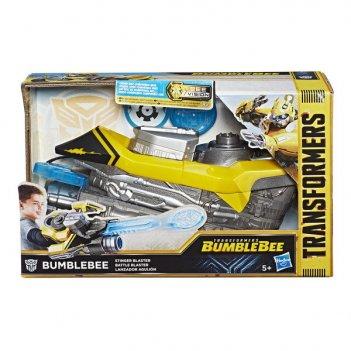 Transformers. игрушка бластер оружие бамблби