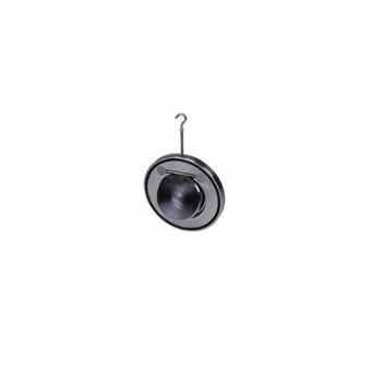 Клапан обратный tecofi cb3448n, стальной, межфланцевый, створчатый, dn40
