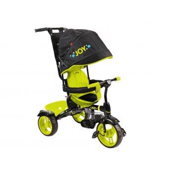 Велосипед детский вд4/4 черн-лимон.