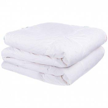 Одеяло скайфолл 172*205 см теплое пух белый,тик
