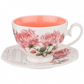 Чайная пара lefard blossom 240 мл