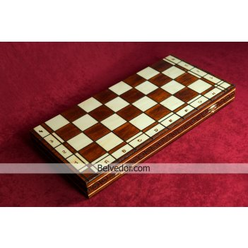 Шахматы королевские 48 (48х48х2,5см, король 8,5см)
