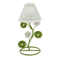 Подсвечник металл 1 свеча цветочный торшер 22х9,5х9,5 см
