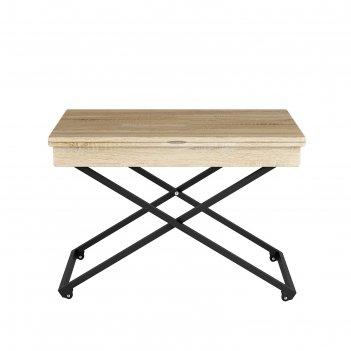 Стол трансформируемый «андрэ loft», 850 (1102) x 550 (850) x 560 (704) мм,
