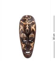 20-161 панно настенное маска (албезия, о.ломбок) 30см