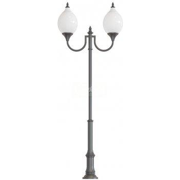 Фонарь уличный «лотос - 2» со светильниками