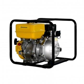 Мотопомпа бензиновая champion ghp40-2, 4т, 9 л.с., 6.7 квт, d=40 мм, 225 л