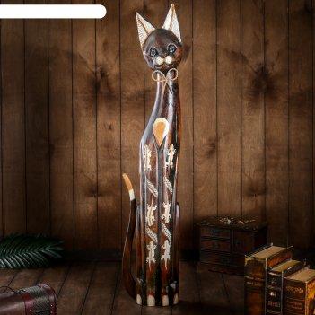 Сувенир кошка дарти, 100 см