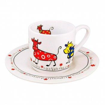 Koenitz кофейная пара эспрессо парад коров