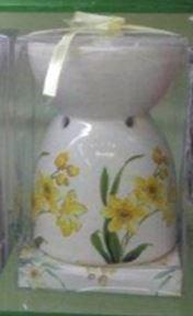 Аромалампа весенние цветы 9*9*14см