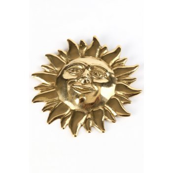 Настенное украшение солнце маленькое d 11 см