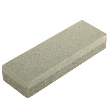 Брусок точильный topex 17b815, 150x50x25 мм, зернистости к100 и к200