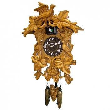 Часы с кукушкой sinix 620b