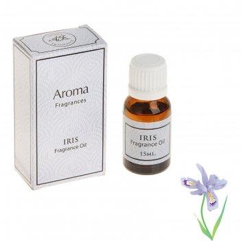 Аромамасло 15 мл 9х5х3 см iris