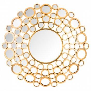Зеркало настенное 92*12*92 см. диаметр=40 см (кор=1шт.)