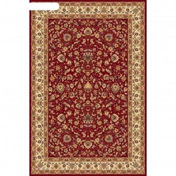 Прямоугольный ковёр izmir 5471, 200 х 450 см, цвет red