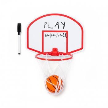 Магнитная доска с маркером и игрой в баскетбол magneto basket