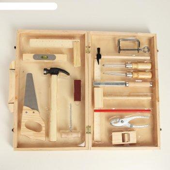 Игровой набор плотник 36,5х22х7,5 см