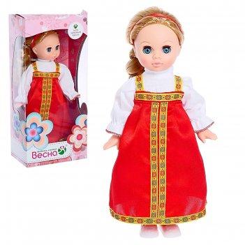 Кукла эля в русском костюме в3189