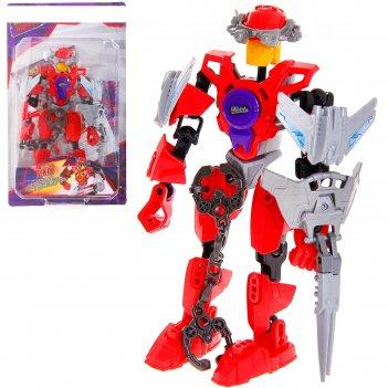 Робот-конструктор герой fenix