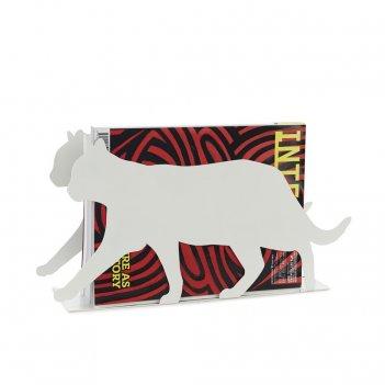 Газетница feline белая