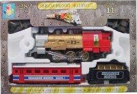 Т50388, железная дорога «николаевский экспресс» (282 см., круг)