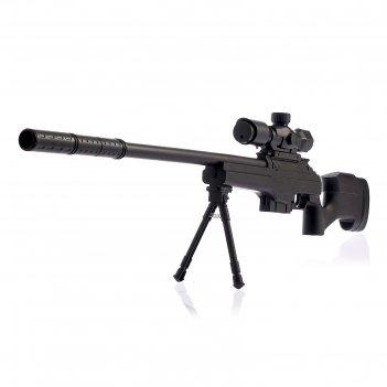 Снайперская винтовка профессионал, с лазерным прицелом