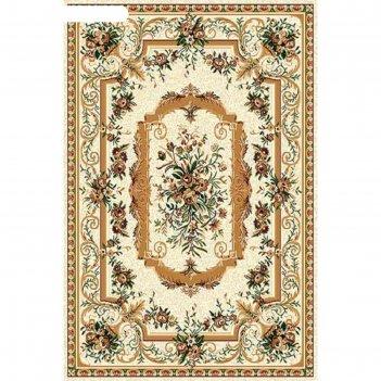Прямоугольный ковёр laguna 5439, 100 х 200 см, цвет cream