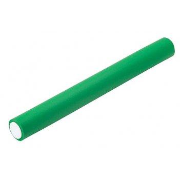 Бигуди-бумеранги h10982-22 22х210мм (10шт) зеленые
