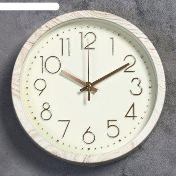 Часы настенные, серия: классика, джоди, d=22 см