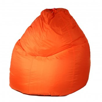 Кресло-мешок универсальный, d90/h120, цвет 14 light orange
