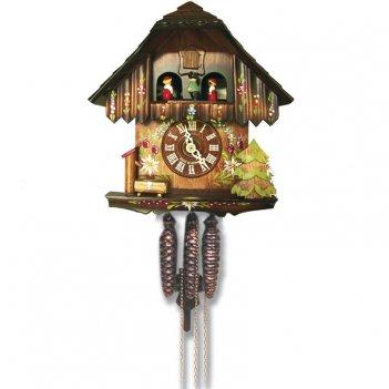 Кварцевые часы с кукушкой sars 0430-8mt