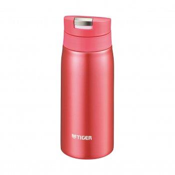 Термокружка tiger mcx-a351 opera pink 0.35 л (цвет розовый)