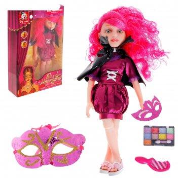 Кукла шарнирная, вампиресса с аксессуарами