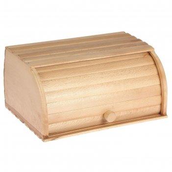 Хлебница деревянная добрая