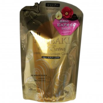 Бессиликоновый шампунь для восстановления поврежденных волос shiseido tsub