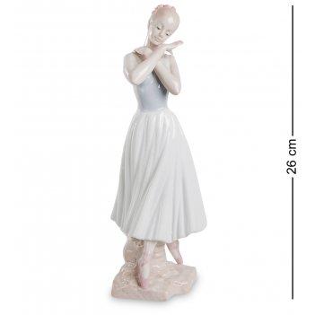 Jp-27/34 статуэтка балерина (pavone)
