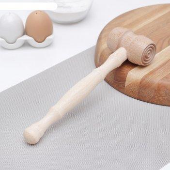 Молоток деревянный для отбивания «бук»
