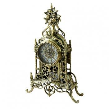 Часы кафедрал малые, золото